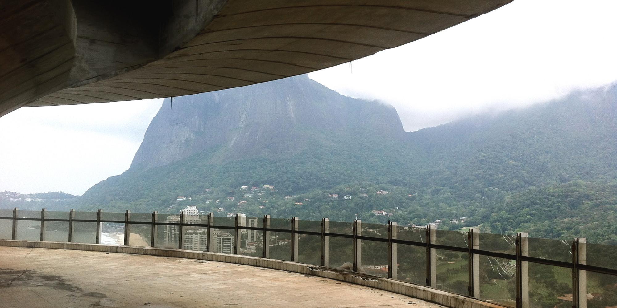 Fórum Rio Academy: Projetar a cidade e não uma construção, Vista do Hotel Naciona. Fotografia de Guilherme de Sá. Image Cortesia de Fórum Rio Academy