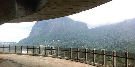 Vista do Hotel Naciona. Fotografia de Guilherme de Sá. Image Cortesia de Fórum Rio Academy
