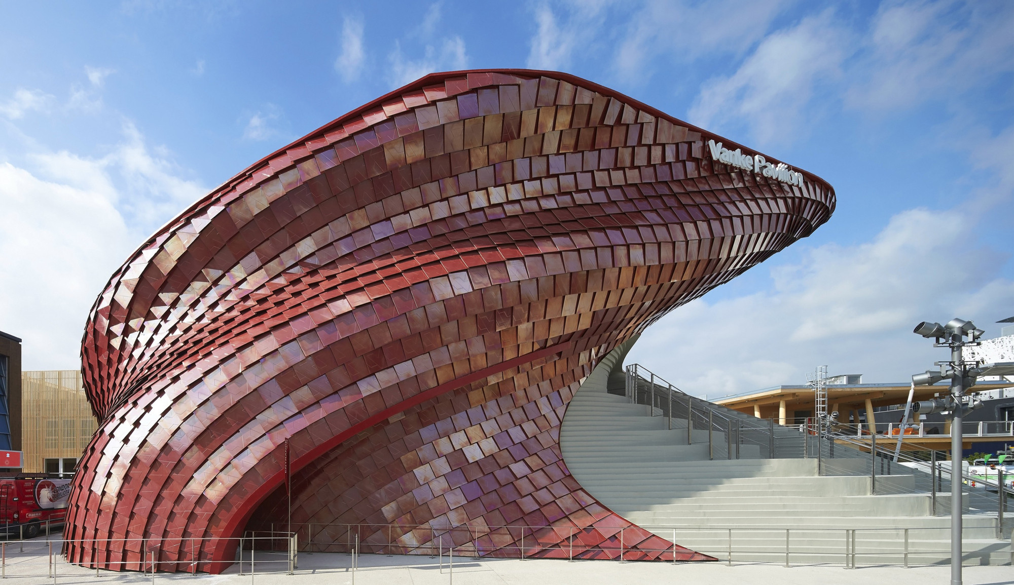 Best Stands Expo Milan : A guided tour of the milan expo archdaily
