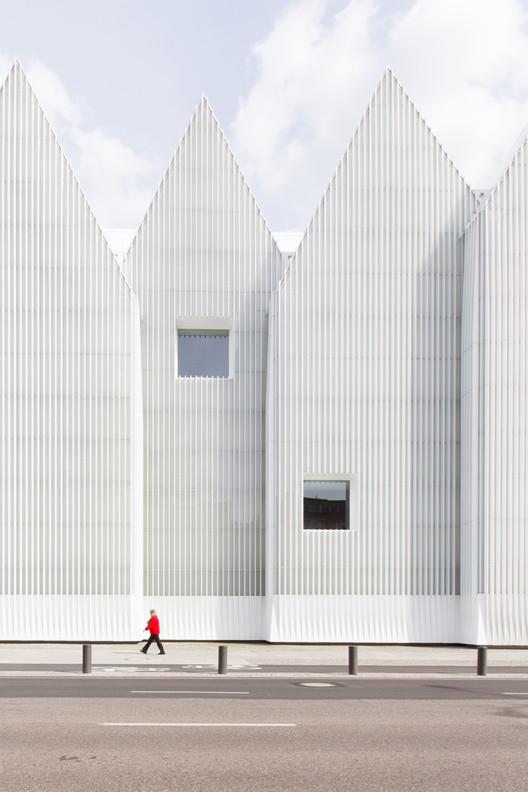 Estudio Barozzi Veiga's Philharmonic Hall Szczecin Photographed by Laurian Ghinitoiu, © Laurian Ghinitoiu