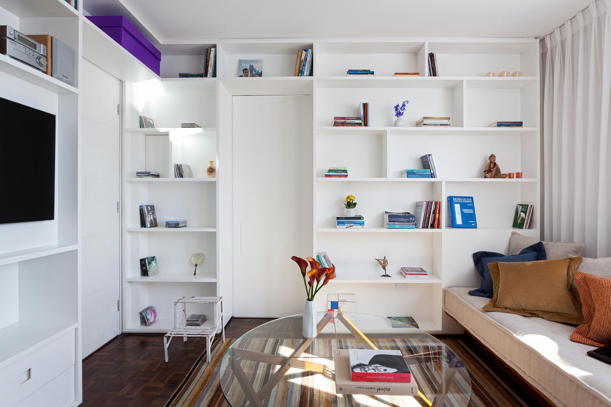 Apartamento Água Verde / Leandro Garcia, © Fran Parente