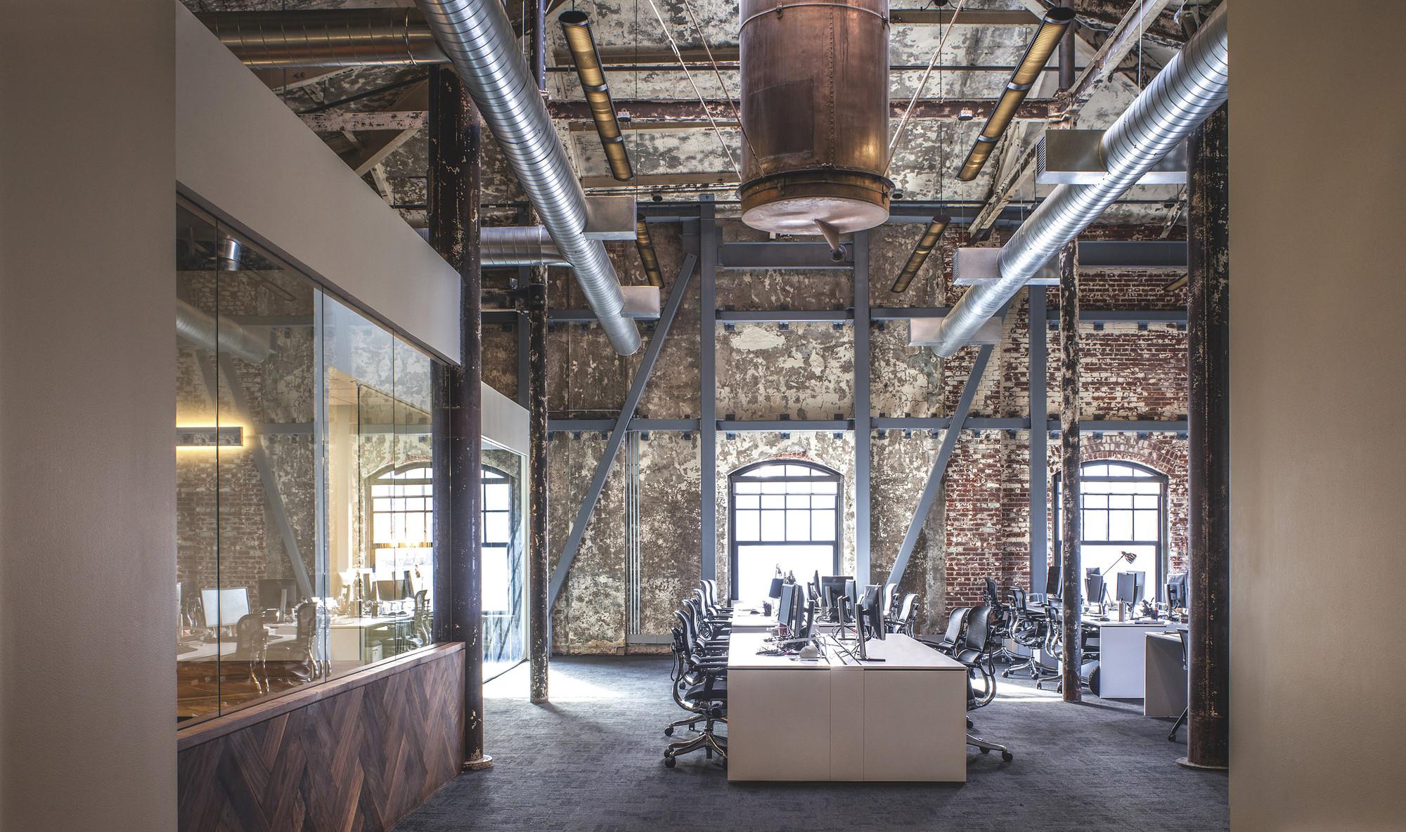 AKQA / GBD Architects, © Peter Eckert
