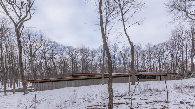 Pavilhão do Colecionador / Vetter Denk Architects, © Ryan Hainey