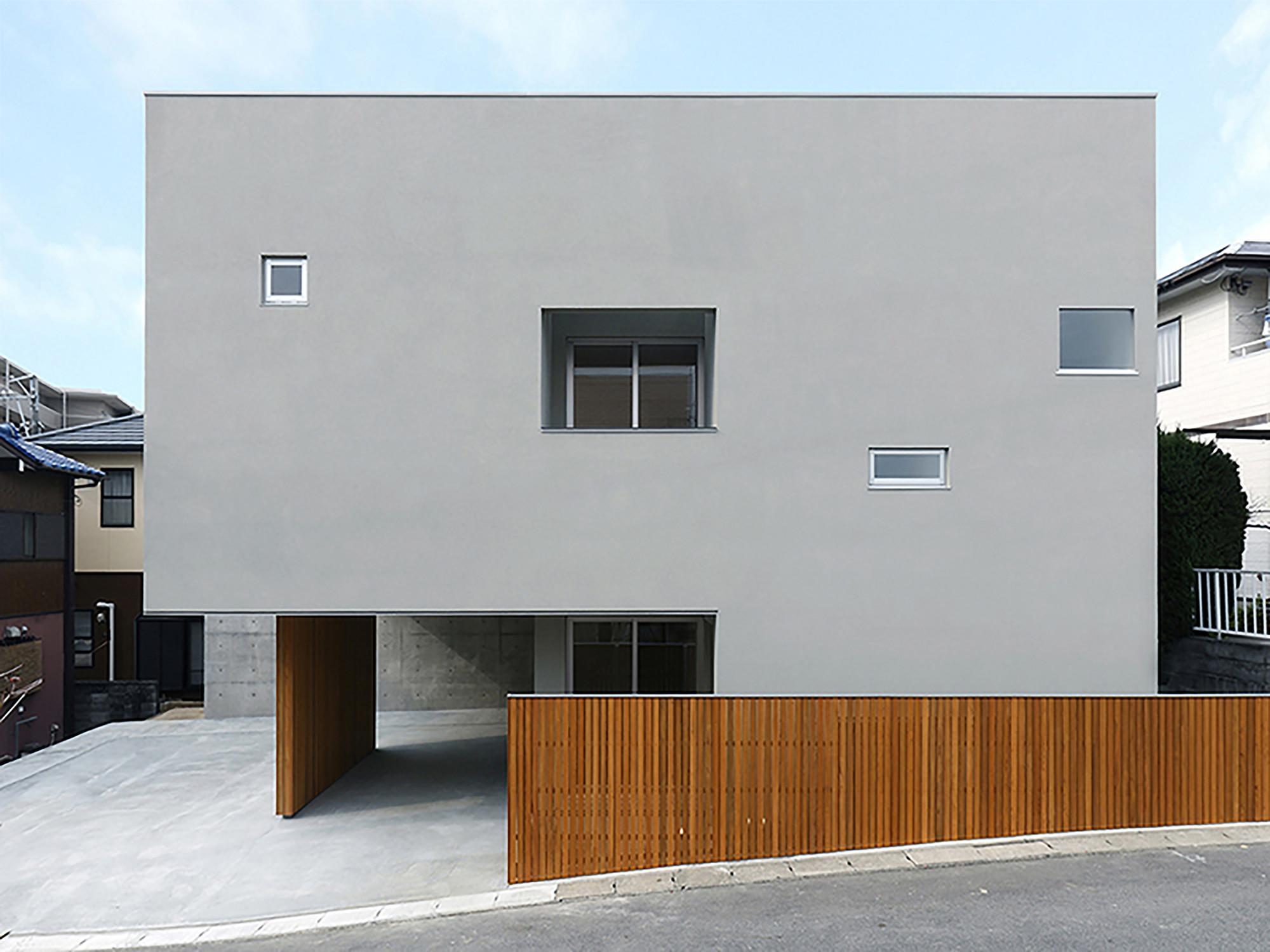 TER house / Kikumi Kusumoto | Ks ARCHITECTS, © Katsuzi Matsuo