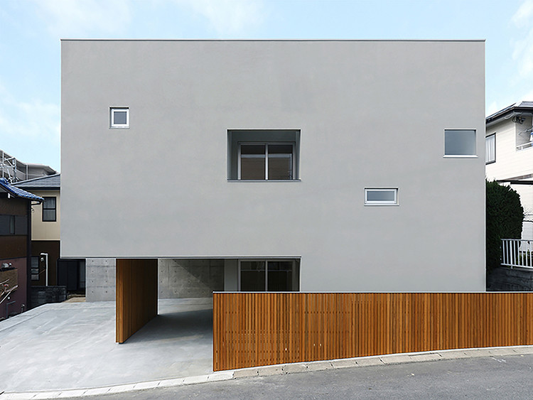 Casa TER / Kikumi Kusumoto | Ks ARCHITECTS, © Katsuzi Matsuo