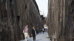 "David Adjaye's Temporary Museum Hosts ""All the World's Future's"" at Venice's 56th International Art Exhibition"