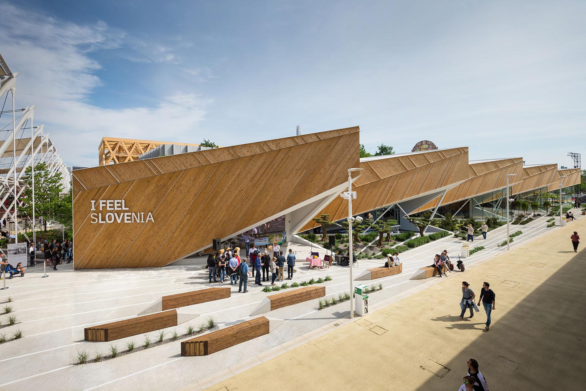 Slovenia Pavilion – Milan Expo 2015 / SoNo Arhitekti, Courtesy of SoNo Arhitekti