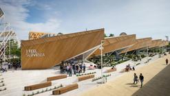 Slovenia Pavilion – Milan Expo 2015 / SoNo Arhitekti