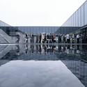 Ferrari Operational Headquarters and Research Centre, 2004. Image © Maurizio Marcato