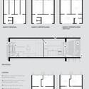 Desenhos das unidades. Image Cortesia de Projeto Paulista Arquitetura