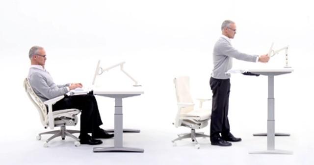 Como projetar ambientes corporativos com alta produtividade , Cortesia de Herman Miller