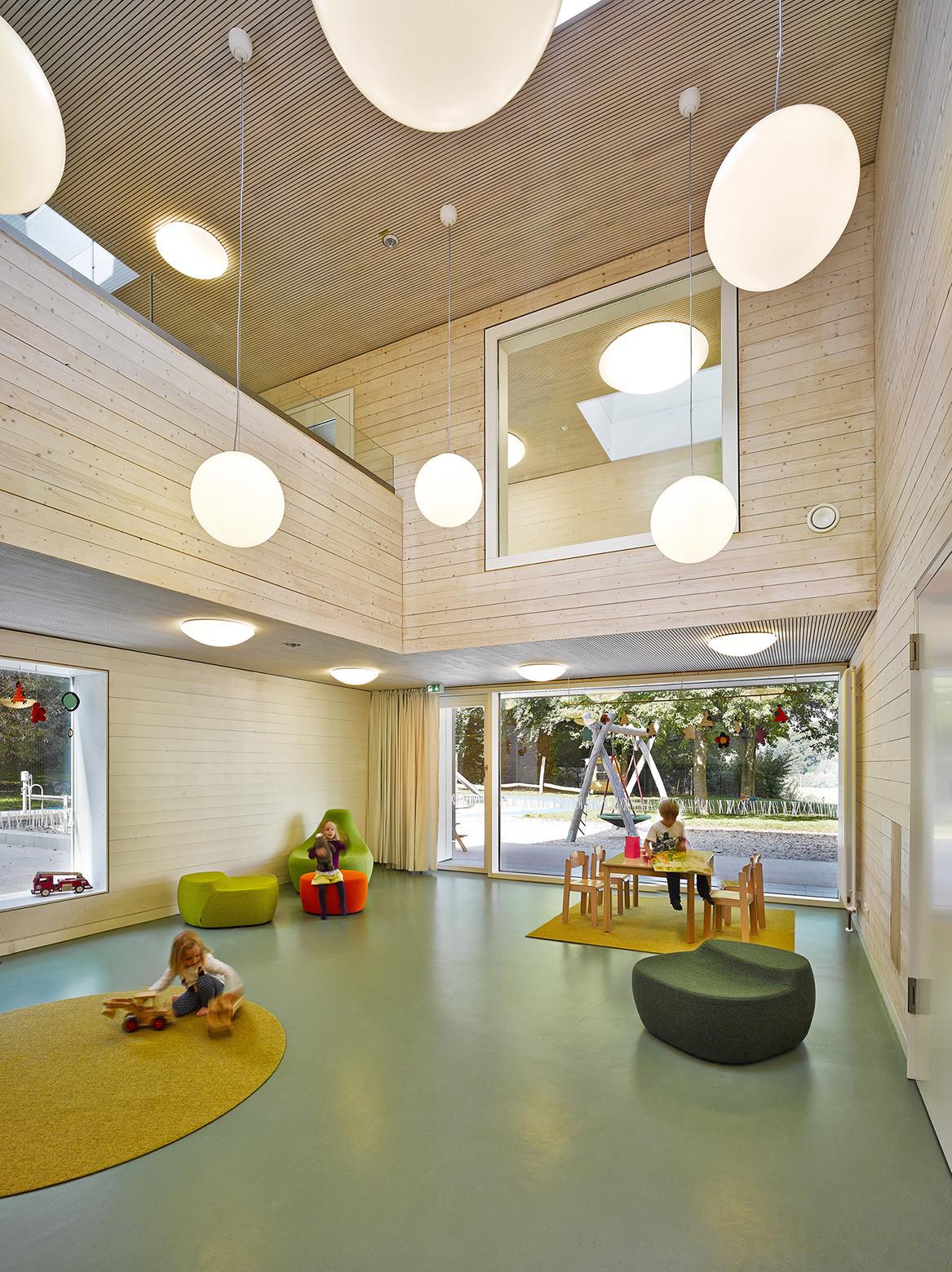 Interior Design Preschool Classrooms