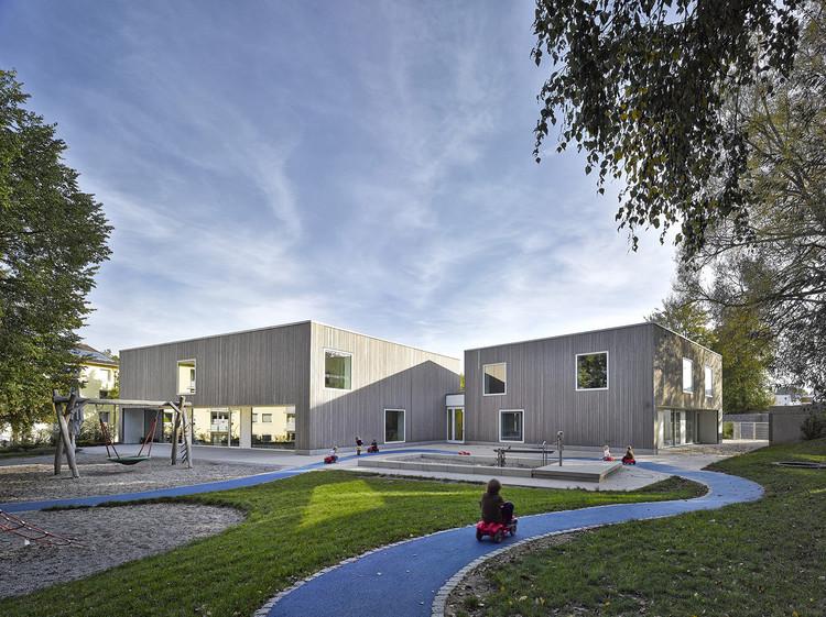 Centro Educacional Steinpark / nbundm, © Florian Schreiber