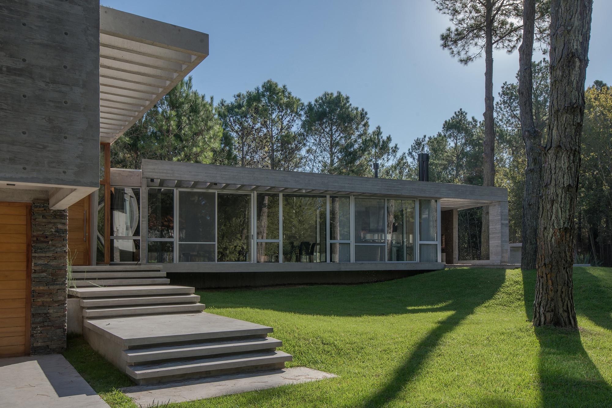 Casa PELICANO  / Estudio Galera, © Diego Medina – dcfotografia
