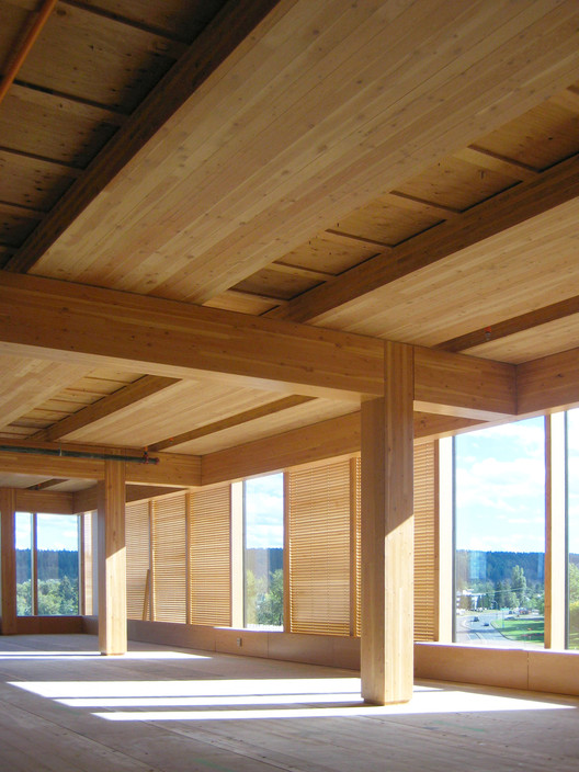 Предоставлено Michael Green Architecture.