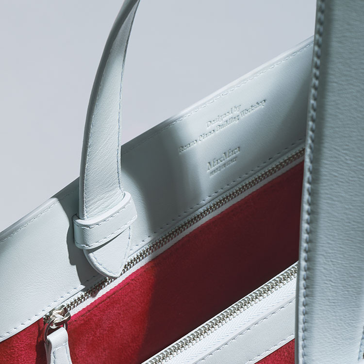 Renzo Piano Designs New Handbag Inspired by the Whitney Museum. © Max Mara c7d9d30f103