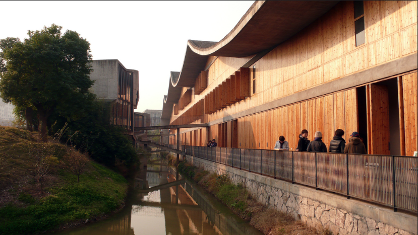 An Interview with Lu Wenyu, Amateur Architecture Studio, Hangzhou Xiangshan Campus Phase 2. Image © Evan Chakroff