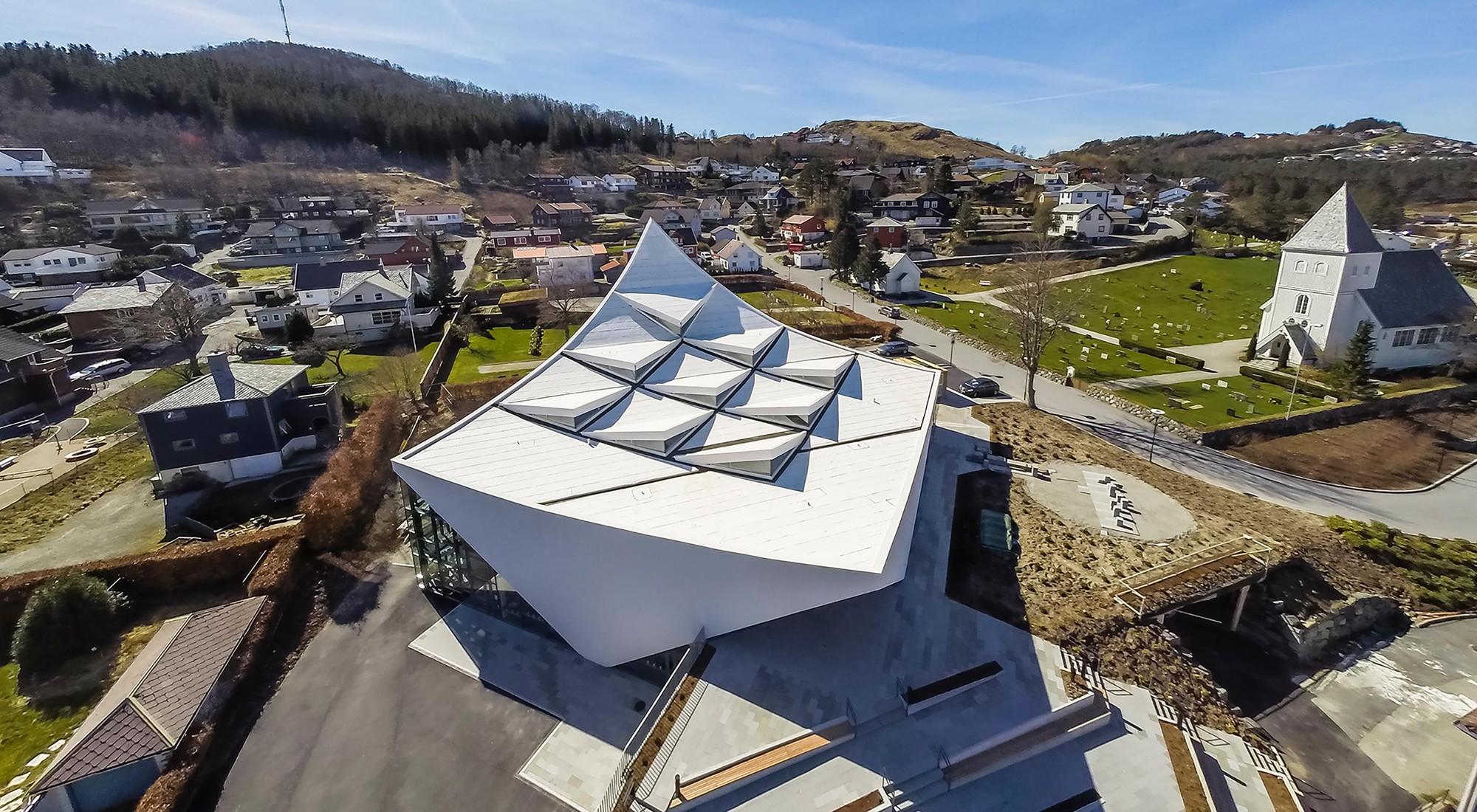link arkitektur Gallery of Algard Church / Link Arkitektur   8 link arkitektur