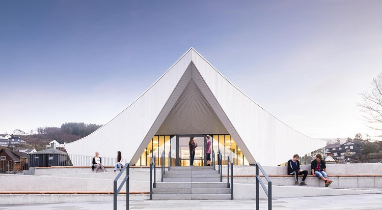 Igreja Algard / Link Arkitektur, © Hundven Clements Photography