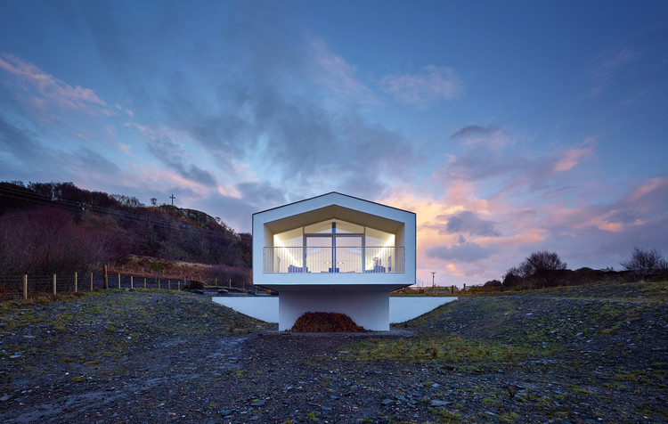 Casa de Praia / Dualchas Architects, © Andrew Lee