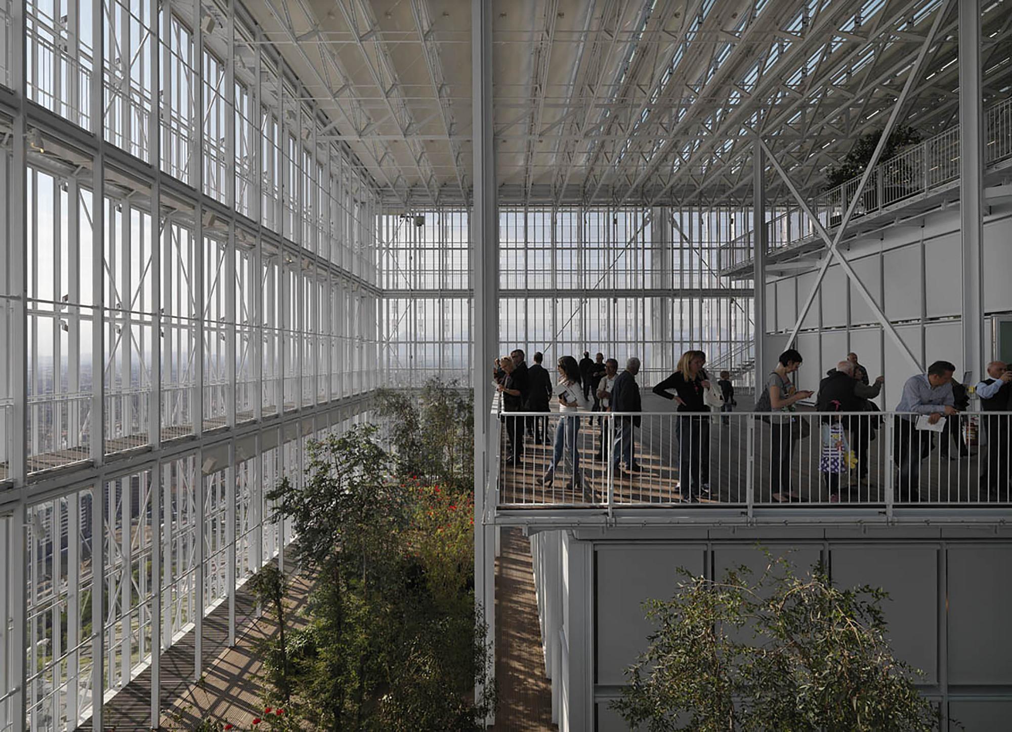 Intesa Sanpaolo Office Building / Renzo Piano Building ...