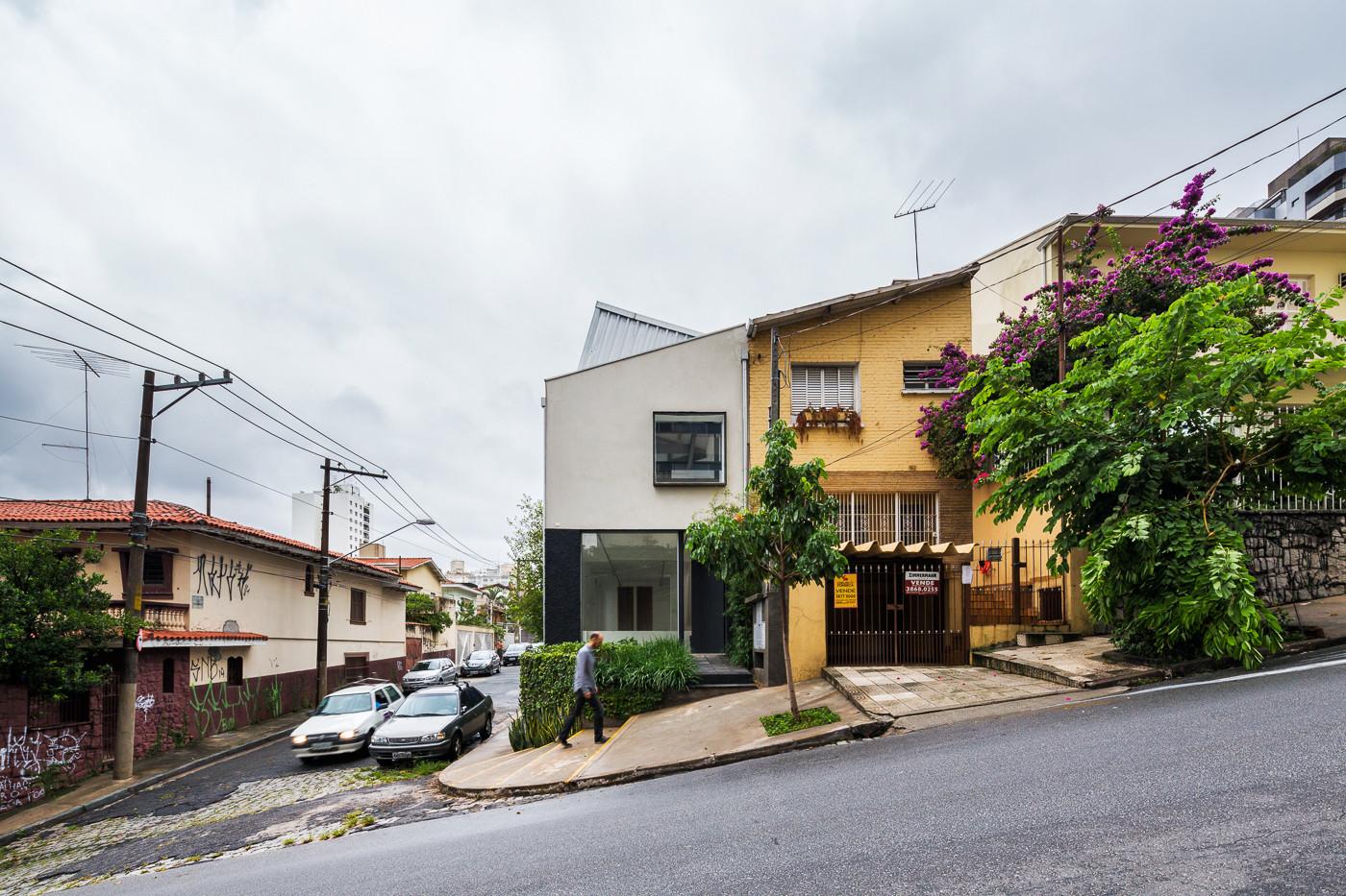 Gabinete 857 / GOarquitetos, © Ana Mello