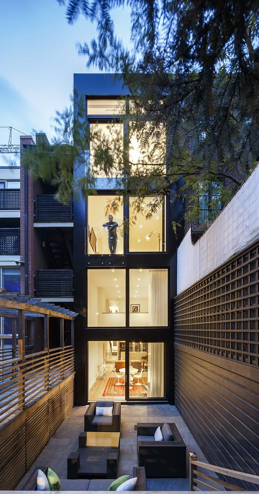 Hazelton Residence 1 / Batay-Csorba Architects, © Doublespace Photography