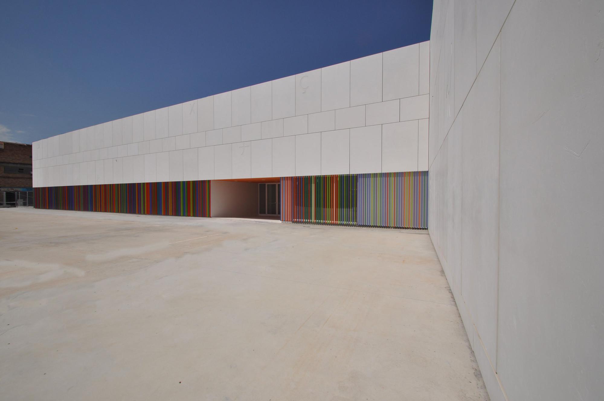 Cultural Centre in Montbui / Pere Puig arquitecte, Courtesy of Pere Puig arquitecte