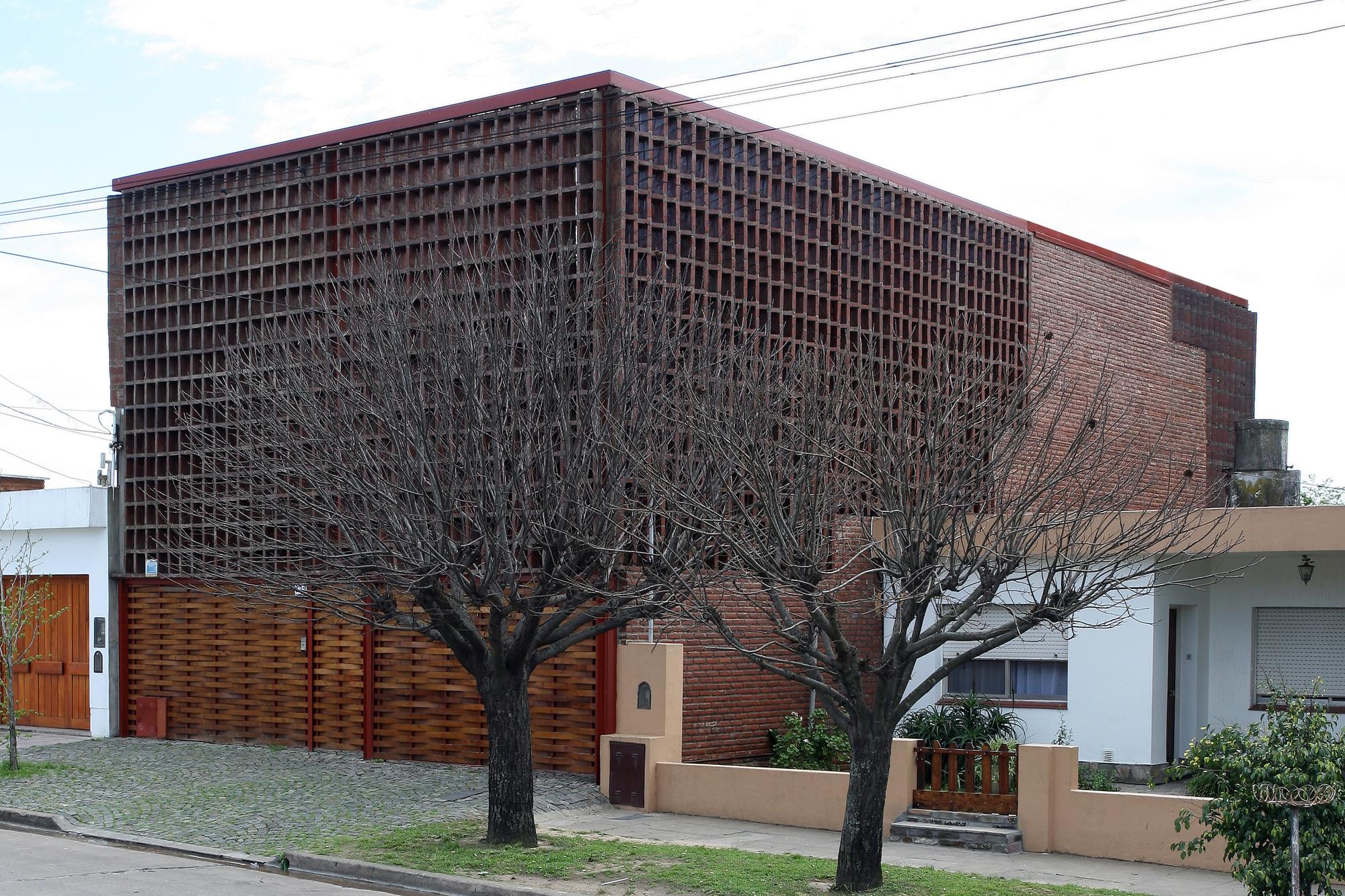 House of Sieves / Francisco Cadau, © Gustavo Sosa Pinilla