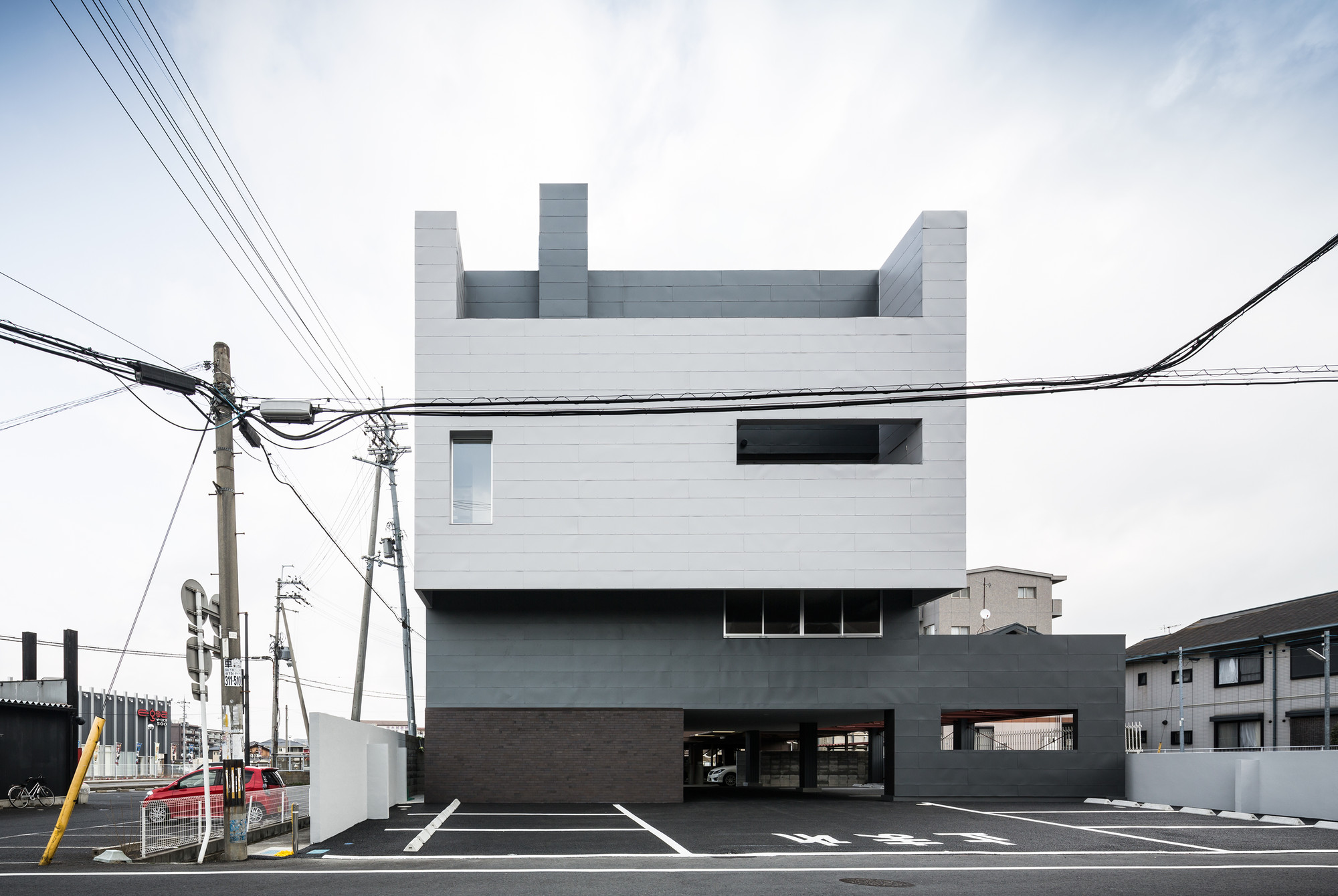 Complex / FORM | Kouichi Kimura Architects, © Yoshihiro Asada