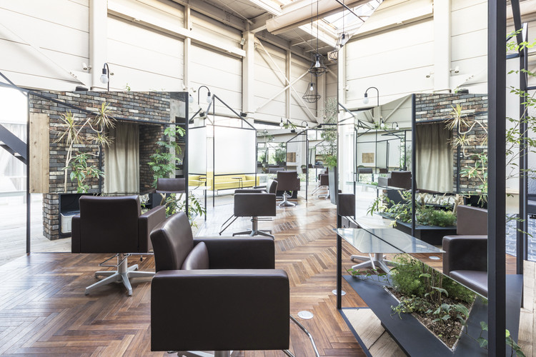 Ateliê Vision / Takehiko Nez Architects, © Tomohiro Saruyama