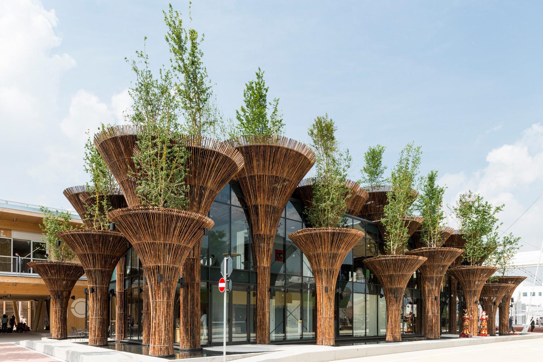 Vietnam Pavilion Milan Expo 2015 Vtn Architects