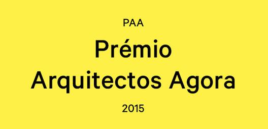 """Inscrições abertas para a 3ª edição do """"Prémio Arquitectos Agora"""", Cortesia de Ordem dos Arquitectos"""