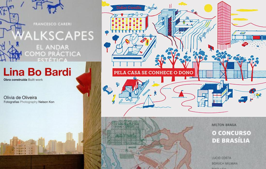 IAB-SP promove sorteio de duas coleções de livros de arquitetura e urbanismo, via IAB-SP