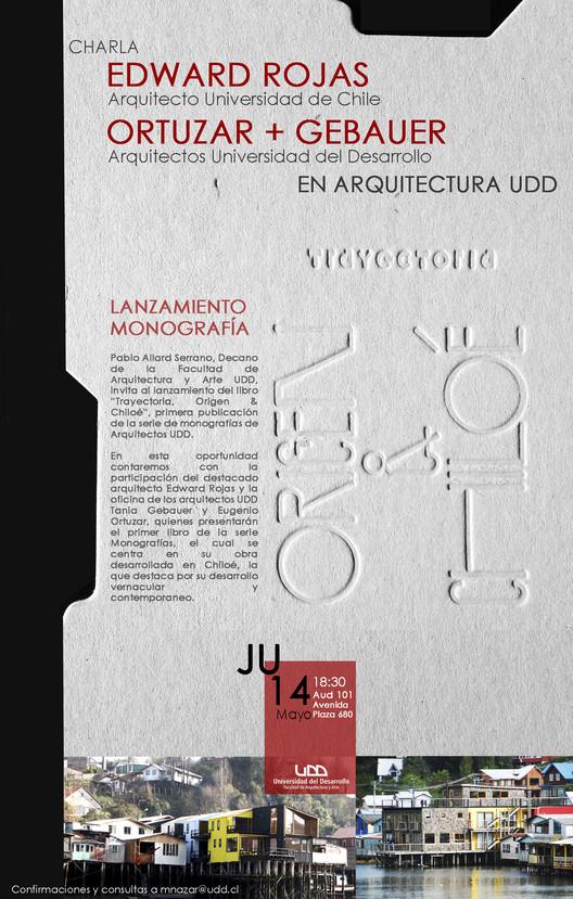 Edward Rojas y Ortúzar + Gebauer / Arquitectura UDD, Santiago