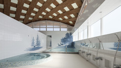 JR Onagawa Station / Shigeru Ban Architects