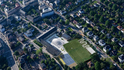 Sports & Arts Expansion at Gammel Hellerup Gymnasium / BIG