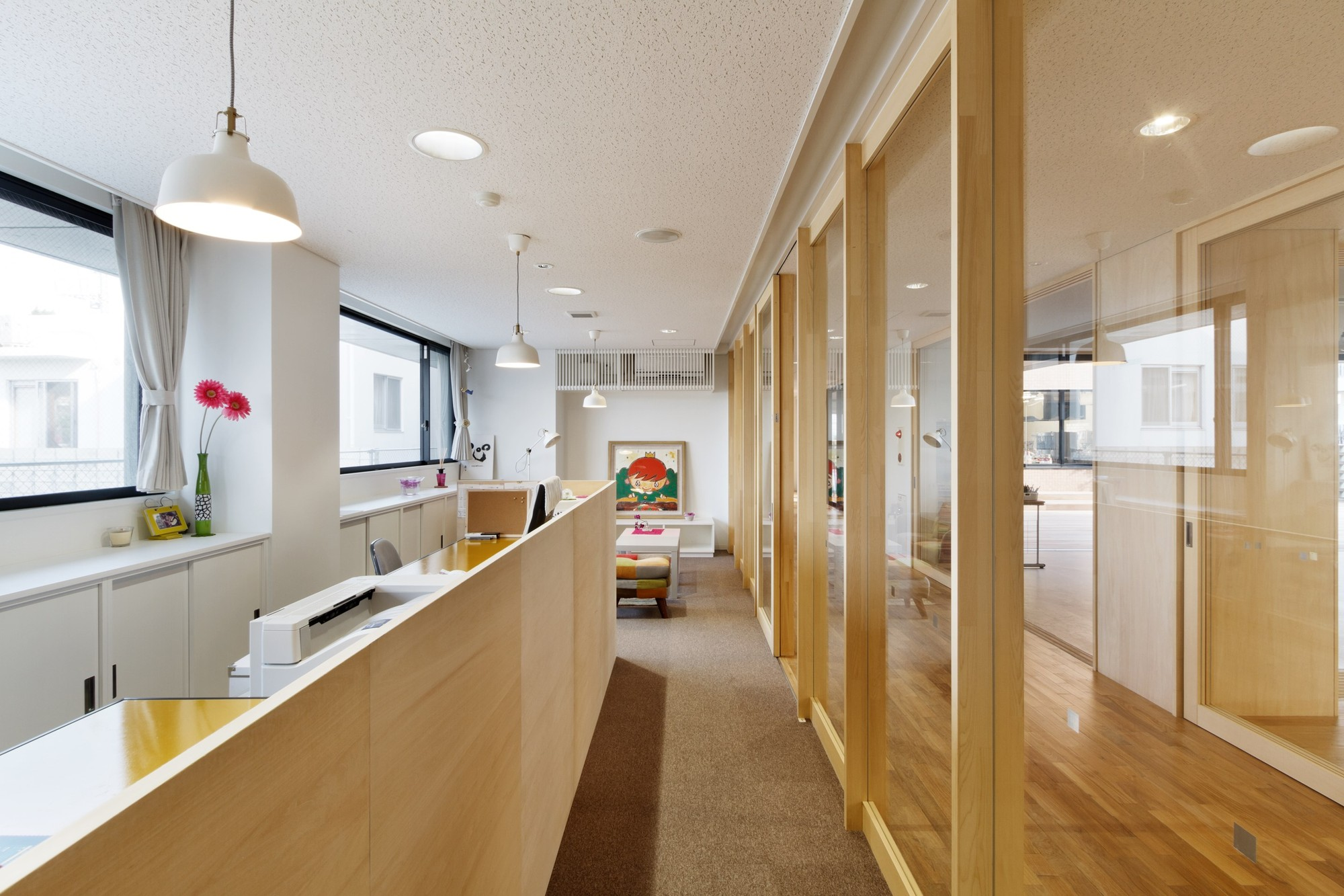 Gallery Of Hanazono Kindergarten And Nursery