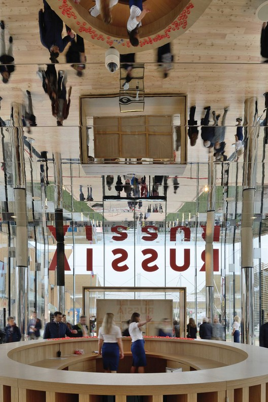 Russia Pavilion – Milan Expo 2015 / SPEECH, © Alexey Naroditskiy