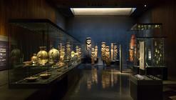 """Proyecto de Iluminación: Sala """"Chile antes de Chile"""", Museo Chileno de Arte Precolombino / LLD"""