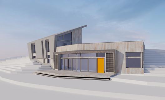 Residência Sterner Design em Iowa. Imagem Cortesia de Sterner Design