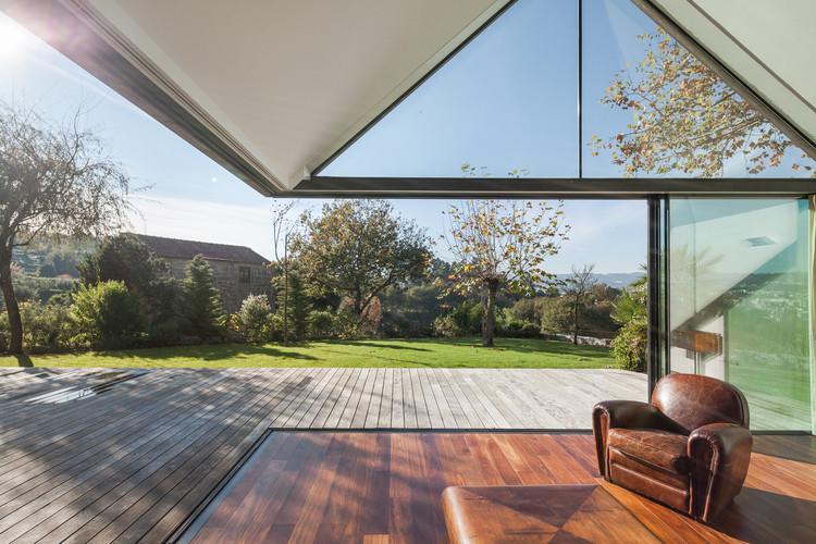 House of Four Houses / PROD arquitectura & design, © Joao Morgado