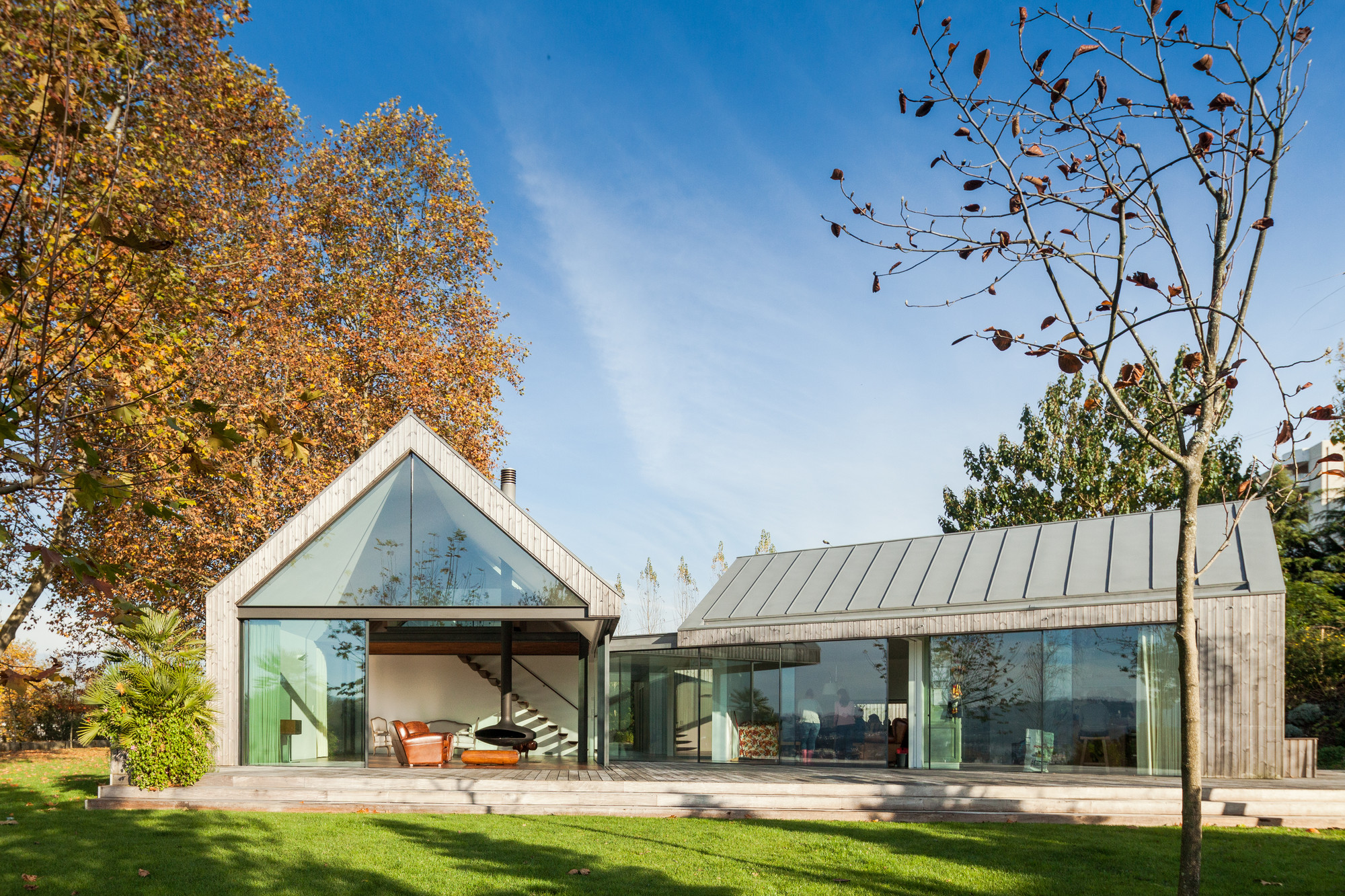House Of Four Houses Prod Arquitectura Design Archdaily