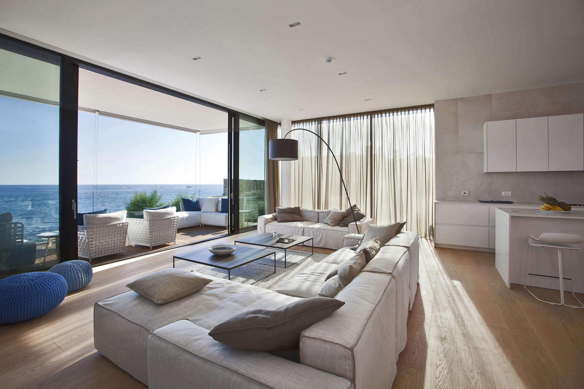 Gallery of house sperone studio metrocubo 20 - Interiorismo salones modernos ...