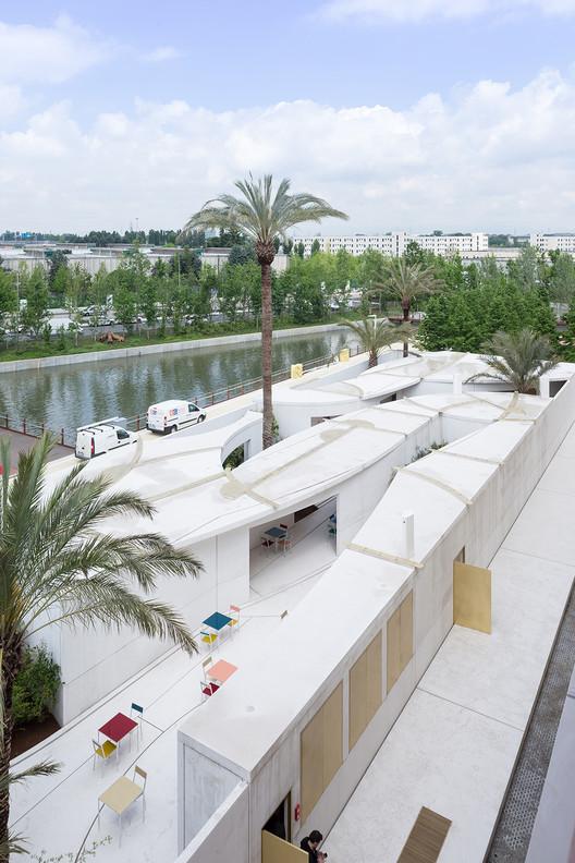 Bahrain Pavilion – Milan Expo 2015 / Studio Anne Holtrop, © Iwan Baan