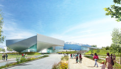 Diller Scofidio + Renfro Reveals Concept Designs For US Olympic Museum