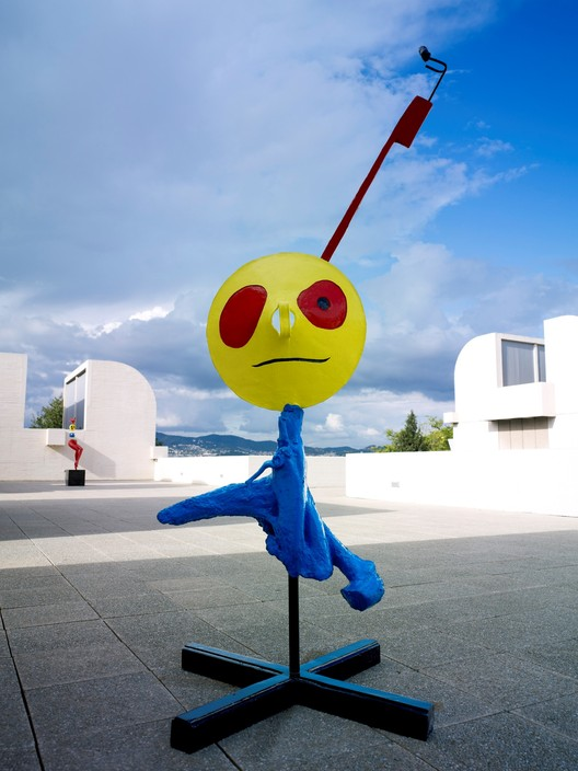 """Instituto Tomie Ohtake apresenta a exposição """"Joan Miró – A Força da Matéria"""", Mulher e Pássaro, 1967. © Successión Miró, Miró, Joan AUTVIS, Brasil, 2015"""