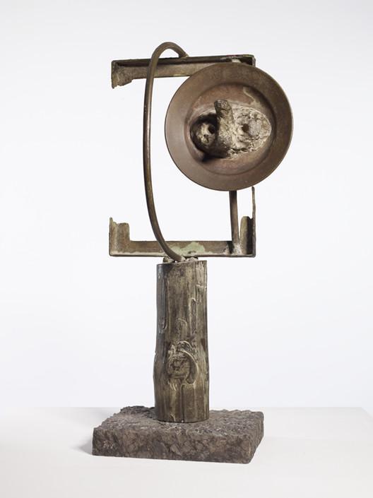 Cabeça na noite, 1968. © Successión Miró, Miró, Joan AUTVIS, Brasil, 2015