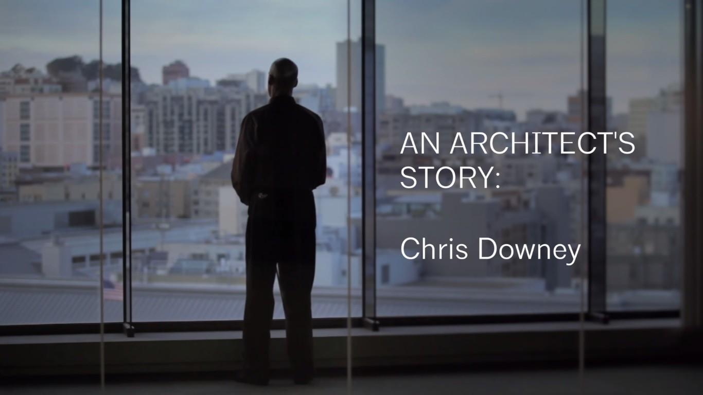 An Architect's Story: Un documental de AIA retrata a Chris Downey, un arquitecto ciego