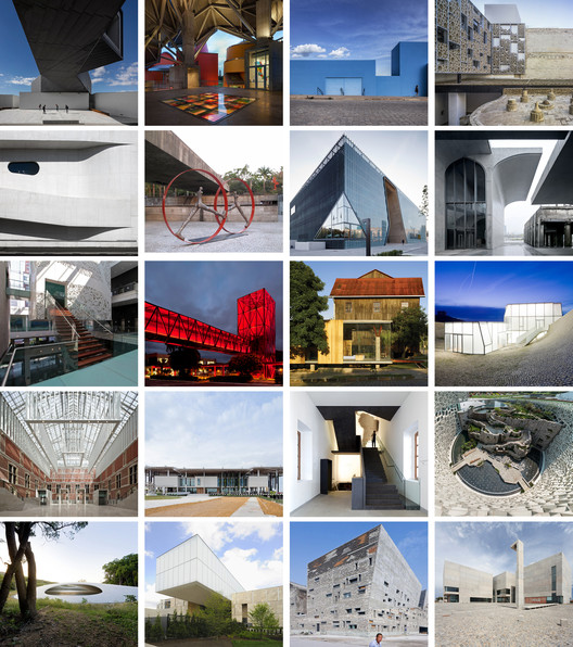 ArchDaily Editors Select 20 (More) Amazing 21st Century Museums